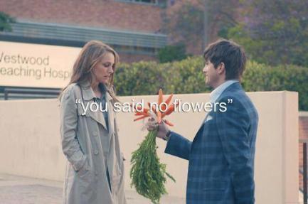 No flowers